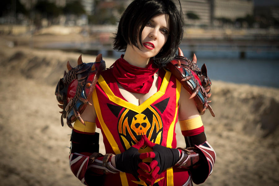 May I introduce: Vanessa VanCleef by KamuiCosplay