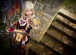 Bloodelf Paladin - World of Warcraft