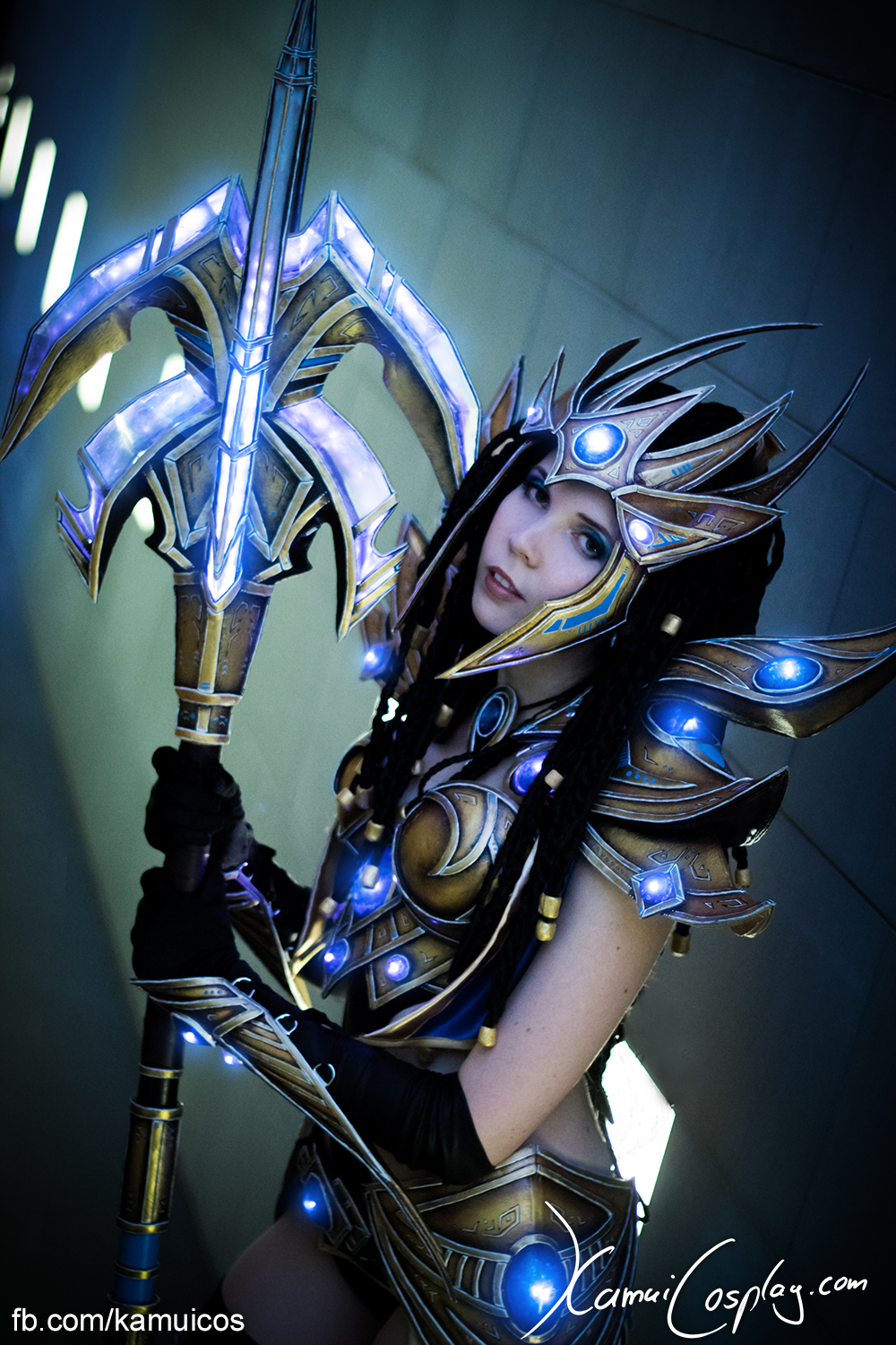 Protoss Wizard - Stacraft II / Diablo III by KamuiCosplay