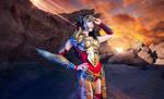 Wonder Woman - Watch out!