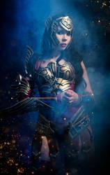 Wonder Woman - Into the battle