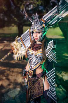 The Warrior - Guild Wars 2