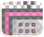 Pink TV Emoticons