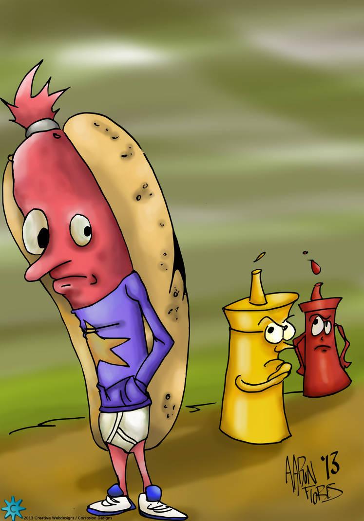 Rejected Hot Dog by Grinder40