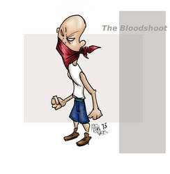 The Bloodshoot Character (Default) by Grinder40