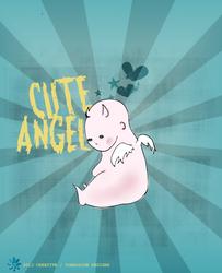 cute angel by Grinder40