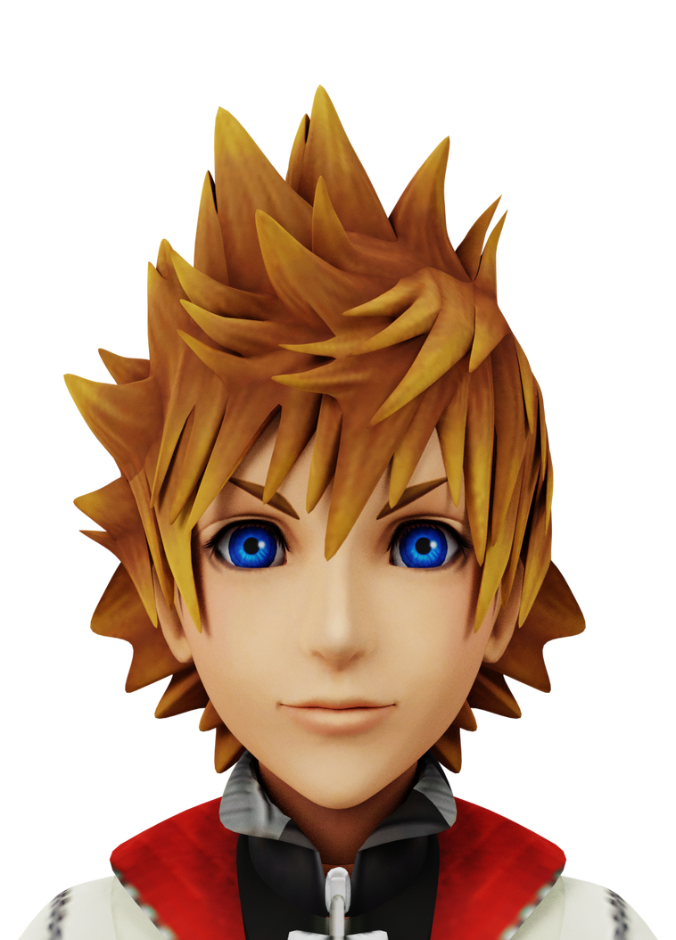 Roxas Render by JDMH