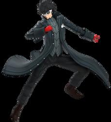 Smash Ultimate Joker by JDMH