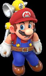 Mario Sunshine Odyssey by JDMH