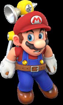Mario Sunshine Odyssey