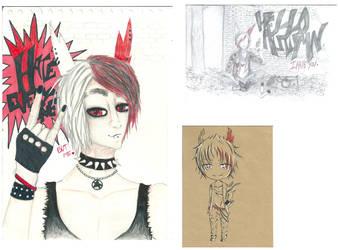 + Kyze + (By others) by Kyriu-chan