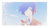 Persona 3 Stamp | Minato Arisato/Makoto Yuki by just-a-doodler