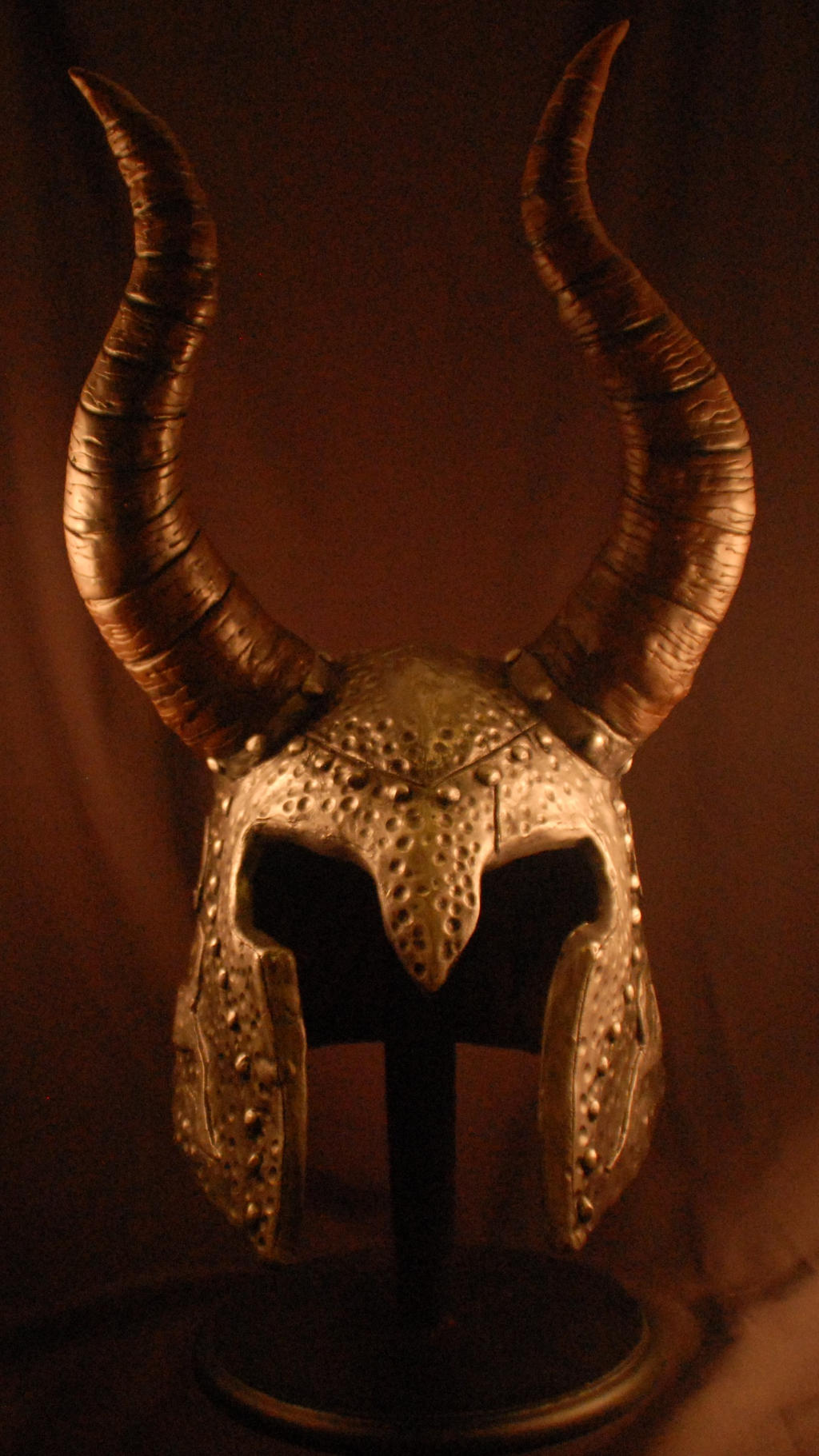 Helm of Yngol by selever2000