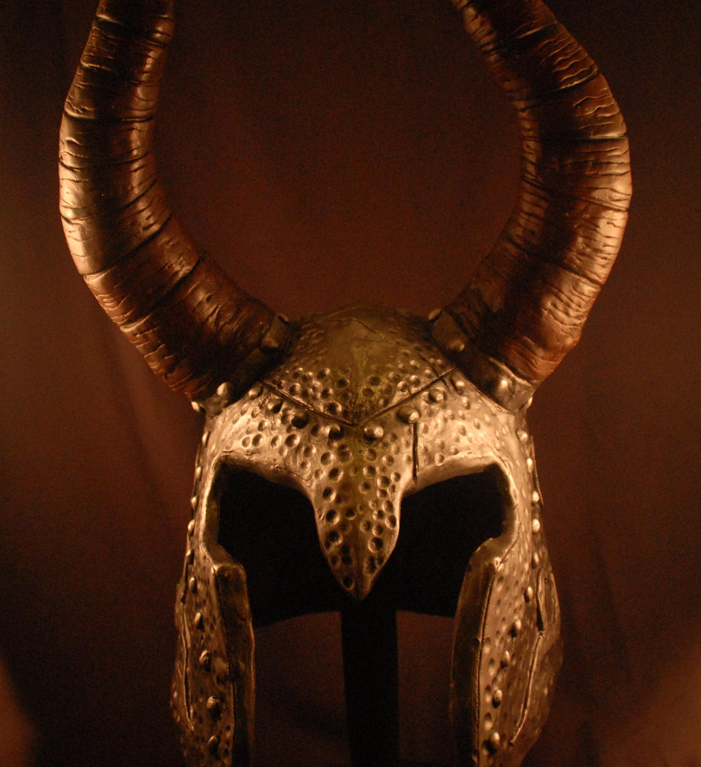 Helm of Yngol Front view by selever2000