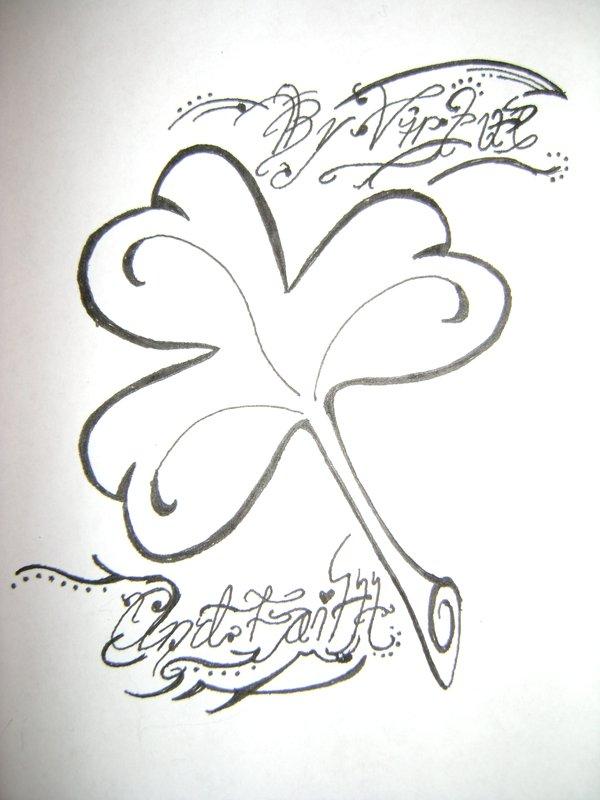 Faith Tattoo Designs For