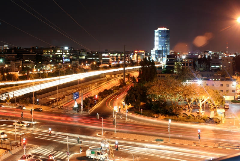 City flow by Nirr