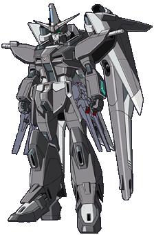 Gundam Samiel by ARNnoor