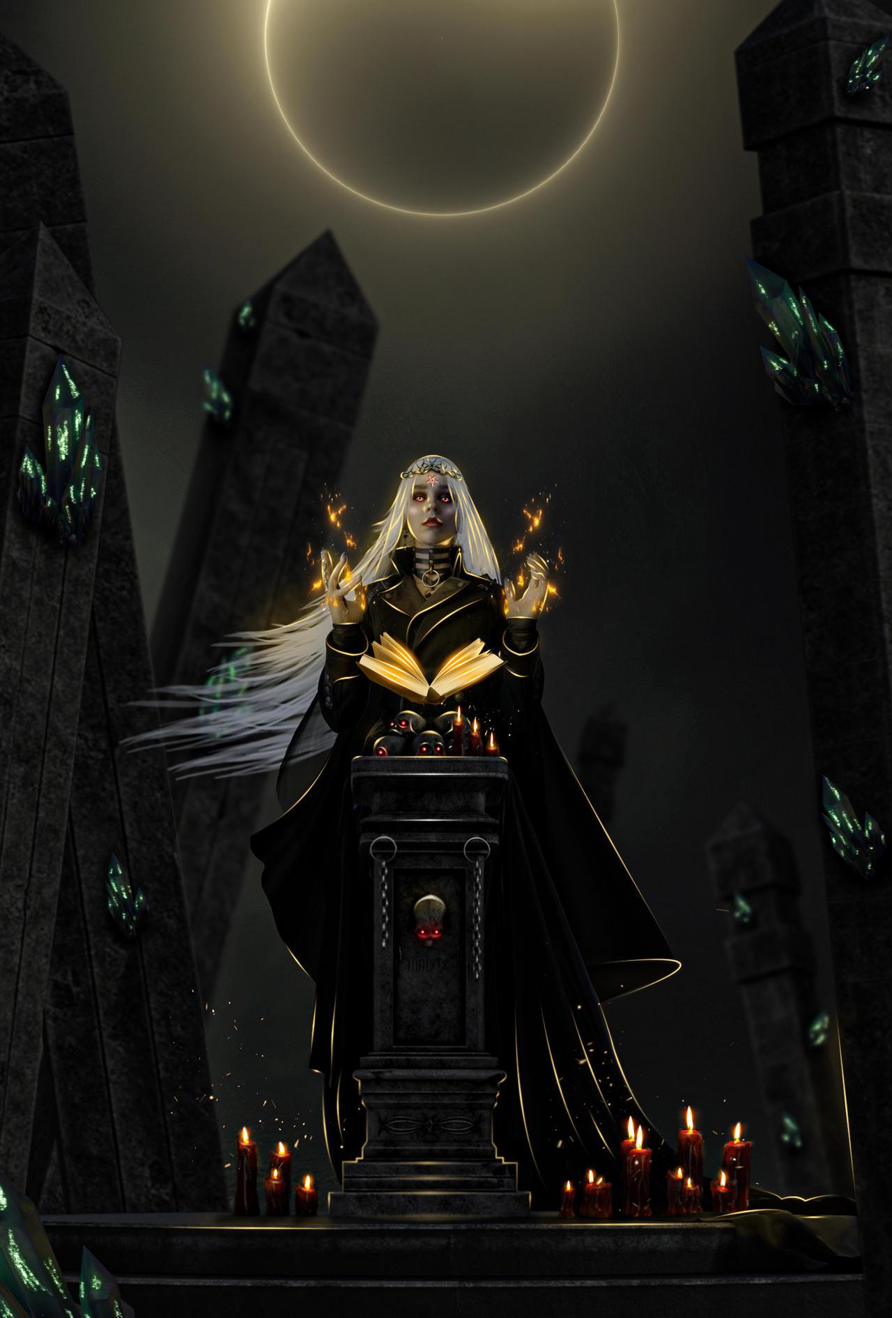 The Forbidden Ritual(Dark Version)