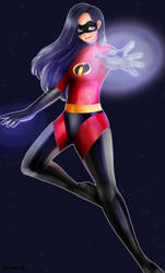 Violet Parr - The Incredibles by Pittsdolls