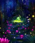 The Princess and The Frog (Tiana and Naveen)