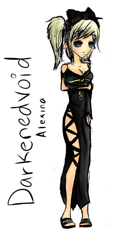 Darkenedvoid Mabinogi by luvkey