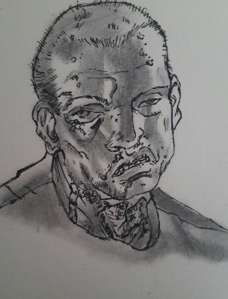 Zombie by kunstb