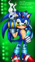 -:- Sonic.EXE -:-