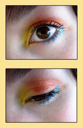 Bright Summer Makeup