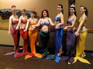 The Ladies Under the Sea