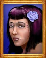 Sad Woman by mosingo