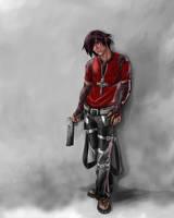 Harajuku Goth Hero by mosingo