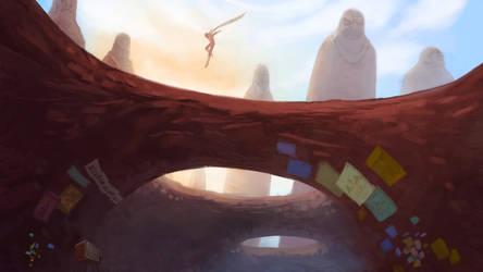 Shazam's Cave by mosingo