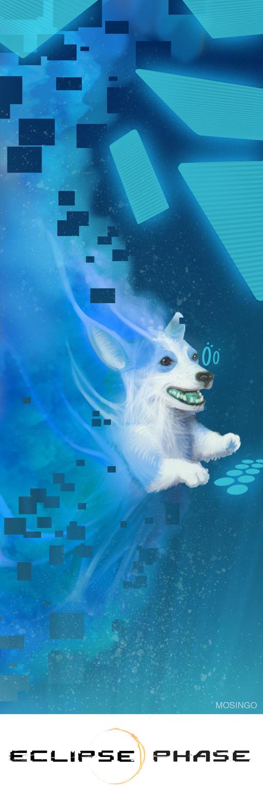 Ethereal Infomorph by mosingo