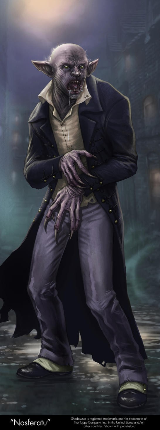 Nosferatu by mosingo