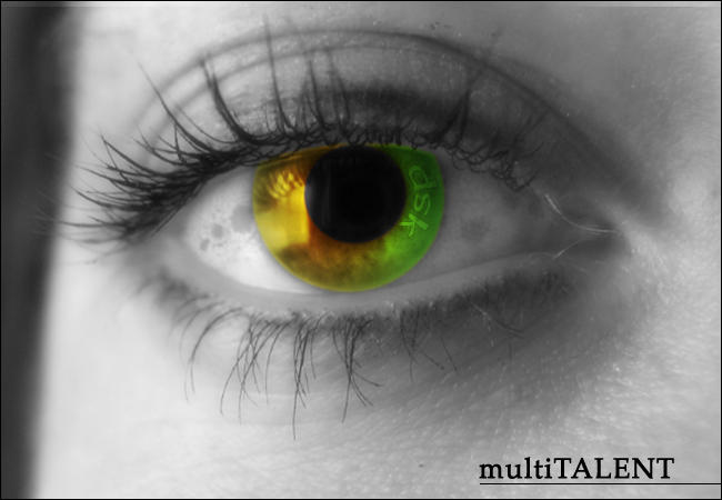 multiTALENT eye