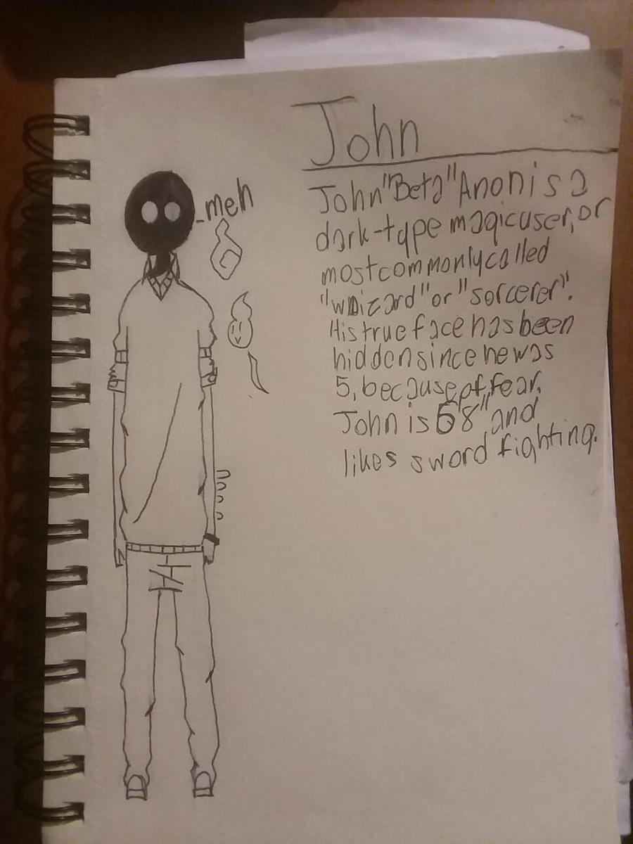 John  by H20wolf