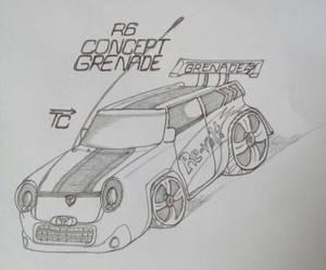 R6 Concept Grenade