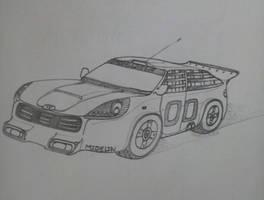 Dybbuk Prototype