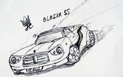 Blazer SS