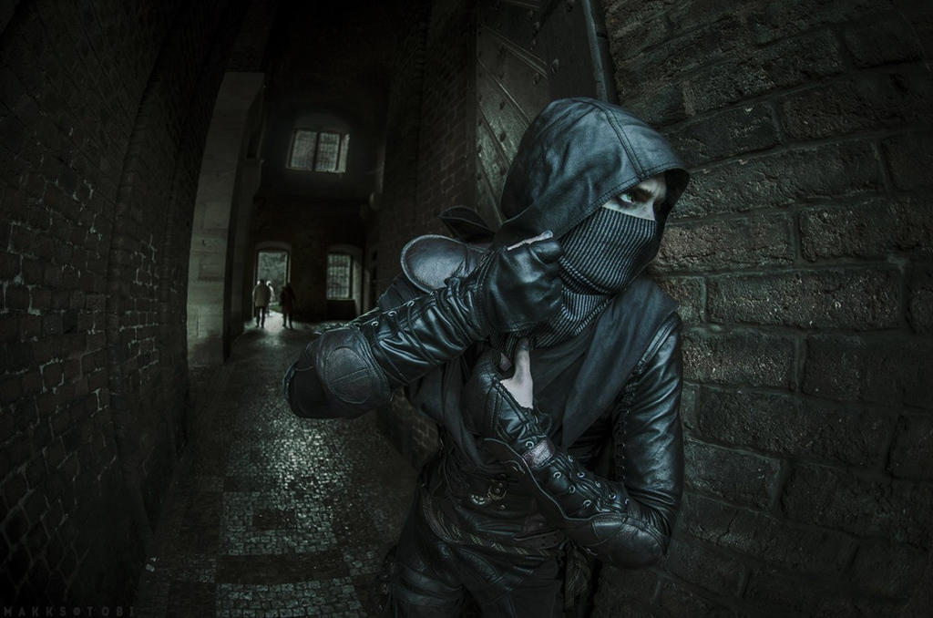 thief 4 garrett wallpaper - photo #24