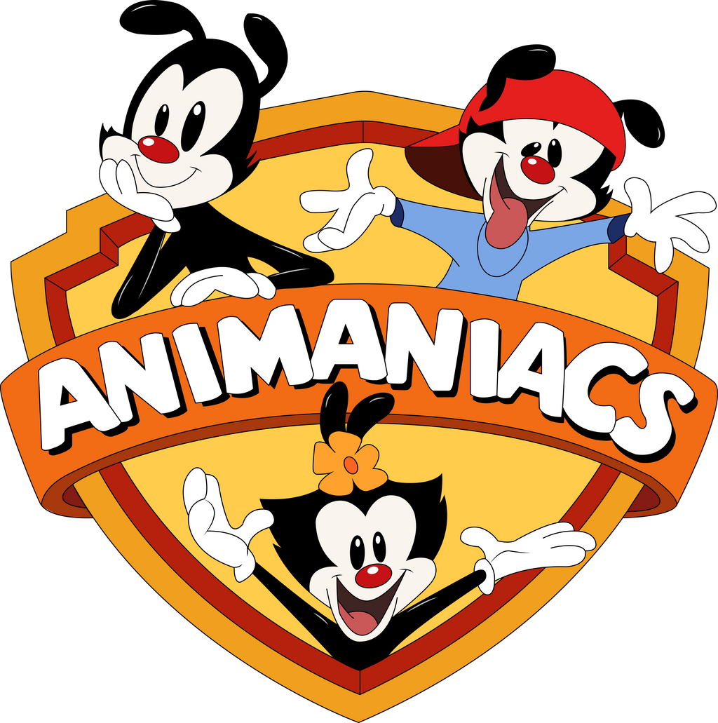 animaniacs logo vector by renardfox on deviantart