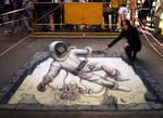 3d street art by artmagistr