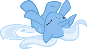 Trixie Demands Snuggles