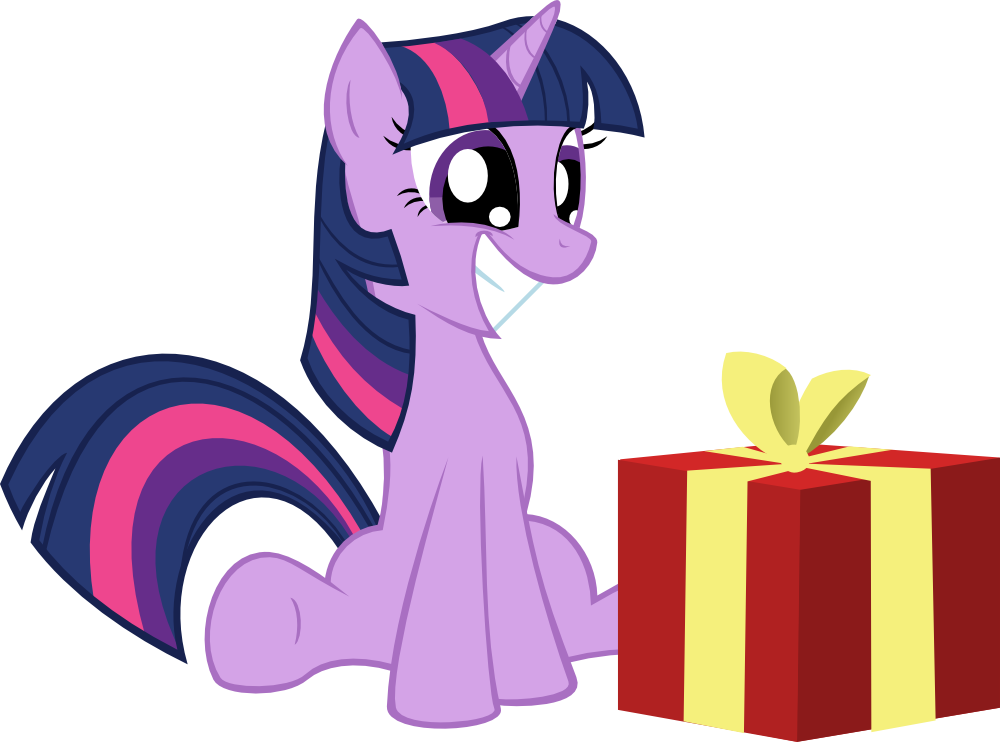 Merry Christmas Twilight Sparkle by KalleFlaxx
