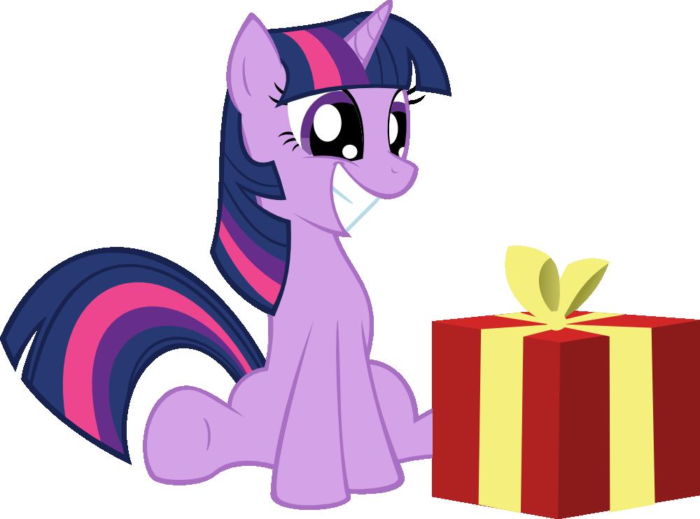 Merry Christmas Twilight Sparkle by KalleFlaxx