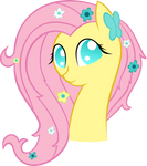 Manes and Flowers - Vector