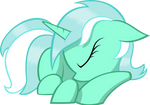 Sleeping Lyra
