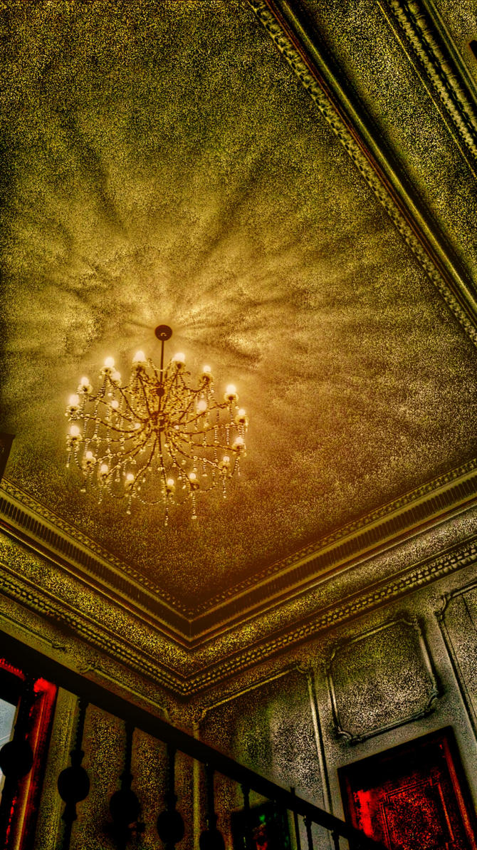 Magical Chandelier by khanf
