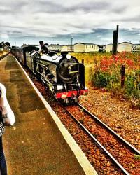 Modern Train by khanf