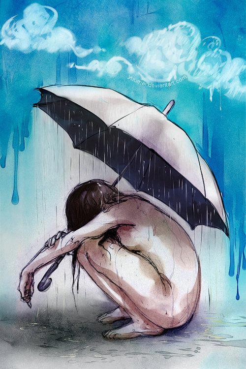 depression by nikimikuroi